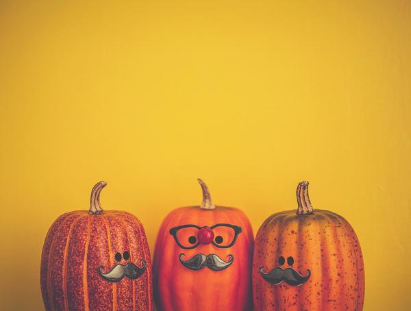 Halloween – läromedel till lektion i engelska åk 7,8,9