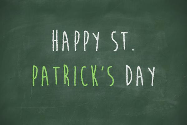 15539   St  Patrick s Day